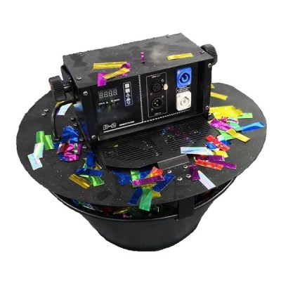 EFF520 Confetti Machine Truss Mount