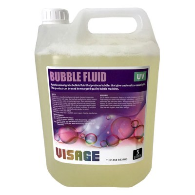 EFF752 Bubble Fluid UV Reactive