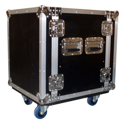 PRF0012W 12U AMP RACK WITH CASTORS_DOLLY_web